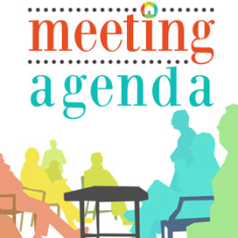 Meeting Agenda – Sep. 2016