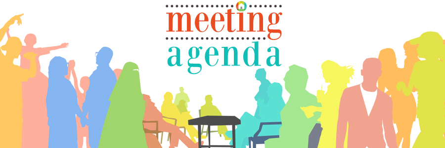 Meeting Agenda – Apr. 2016