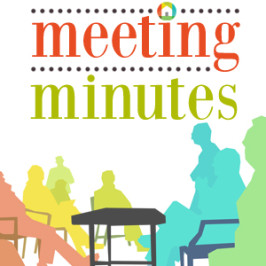 Meeting Minutes – Apr. 2015