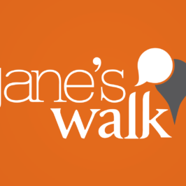 Jane's Walk Kick Off Meeting – May 19 6:30PM