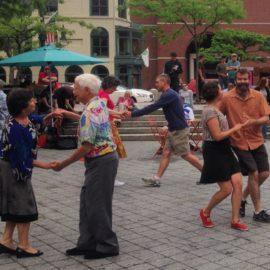 Dance Party for Everyone: Make America Dance Again – Sep. 28 @ 6-8PM
