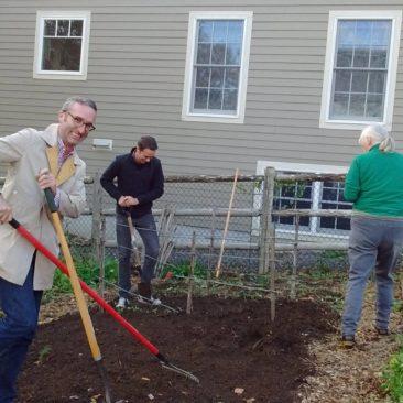Putting the WENA Community Garden Plot to Sleep
