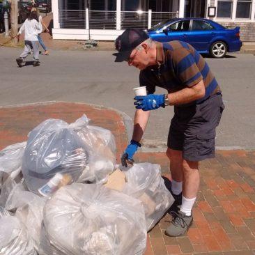 2017 Harbor View Park Clean Up